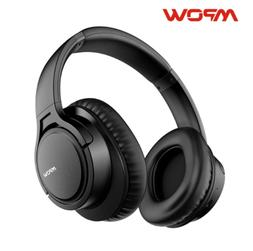Mpow H7 Wireless Headphones Bluetooth Headset Wired With Mic