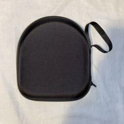 Hard Shell Carrying Case For Sony CH-500 Head Phones Black N