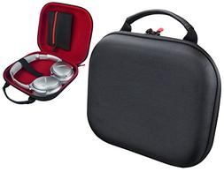 CaseSack headphone Travel Carrying case ATH-M50, M50x, ANC29