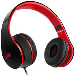 Sentey Headphone with Microphone for Travel, Work, Running S