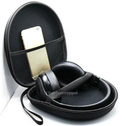 Headset Carry Pouch Box Headphone Earphone Case Protection B