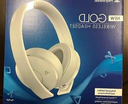 Sony Interactive Entertainment Gold Wls Headset White - Play