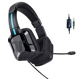 TRITTON Kama Plus Stereo Gaming Headset for PC, PS4, Xbox On