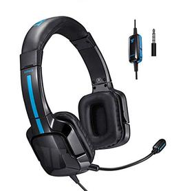 TRITTON Kama Stereo Gaming Headset for PS4, Xbox One, Noise