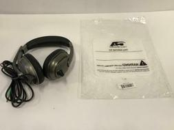 Cyber Acoustics Kids K-12 Stereo Headset w/ Dual Plugs AC-80