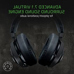 Razer Kraken 7.1 V2: 7.1 Surround Sound - Retractable Noise-