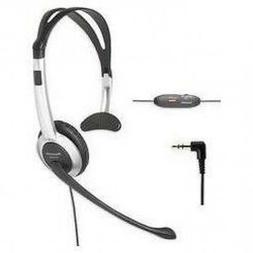 Panasonic KX-TCA430 Foldable Over The Head Headset