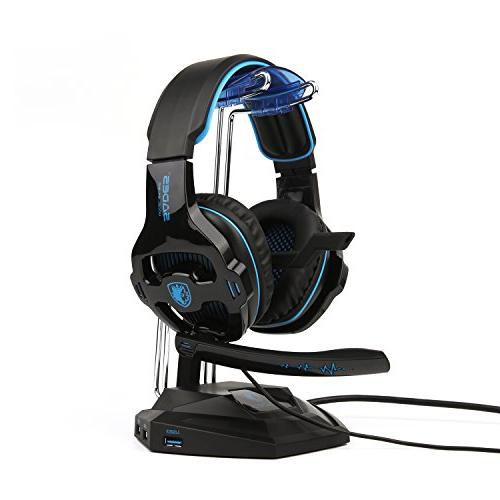 2018 sa810 gaming headset over