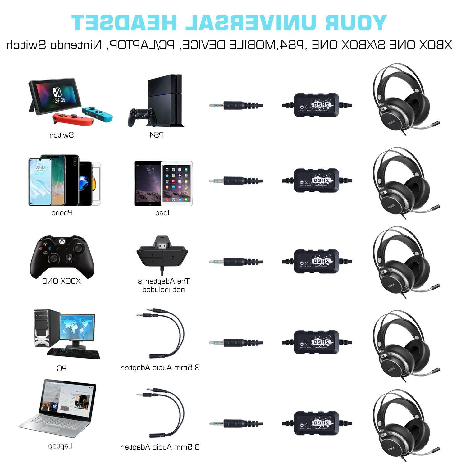 With Lights For PS4/Xbox/PC/Nintendo Switch