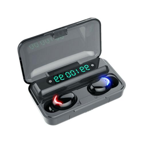 5 0 bluetooth earphone tws wireless in