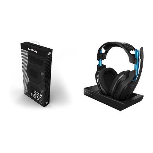 ASTRO Gaming - A50 Wireless Dolby Gaming Headset - Black/Blu