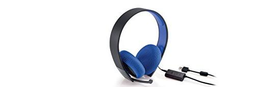 PlayStation Silver Stereo Headset