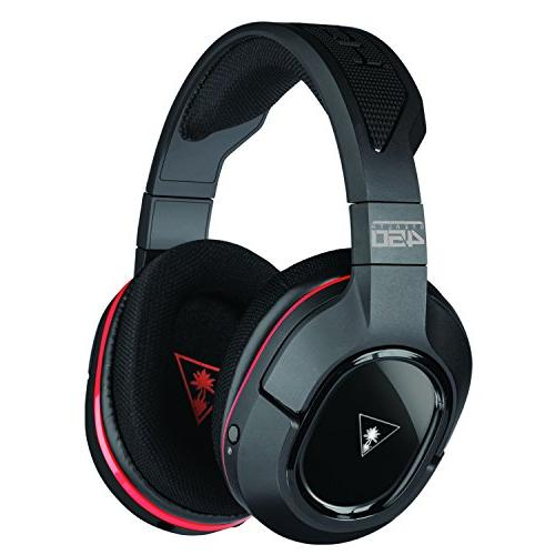 Turtle Ear Stealth Fully Wireless PC Headset with DTS Headphone:X Surround Sound