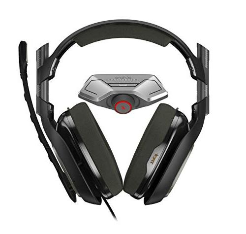 ASTRO A40 Headset M80 - Black/Olive - One
