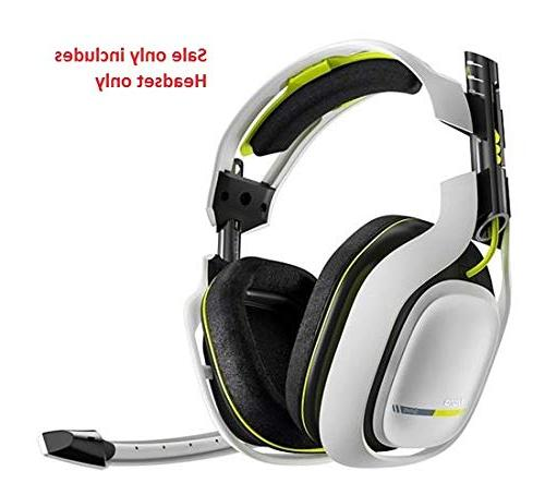 ASTRO A50 Gaming Headset Xbox PC / White- Headphone with no no base