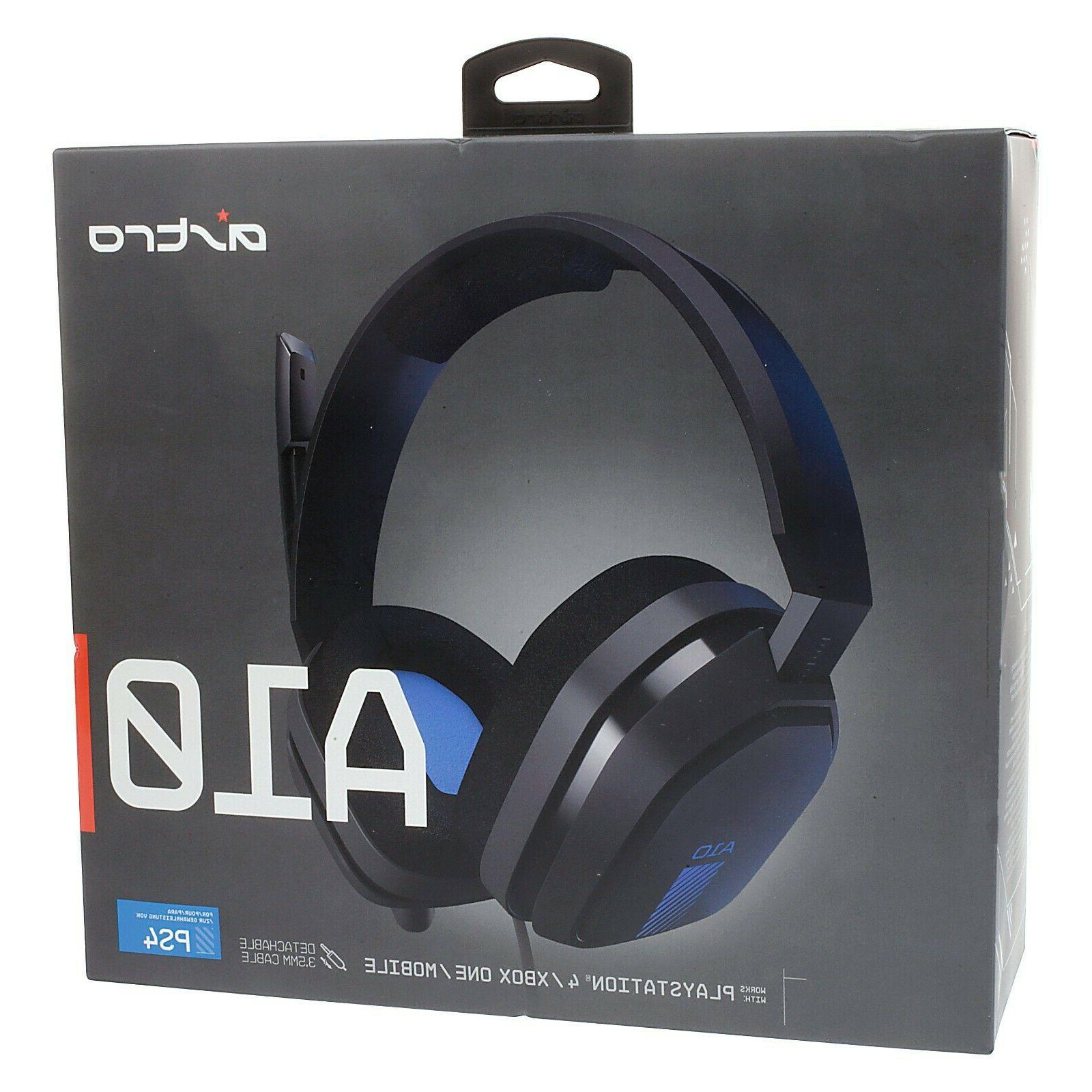 astro a10 headset ps4 gen1