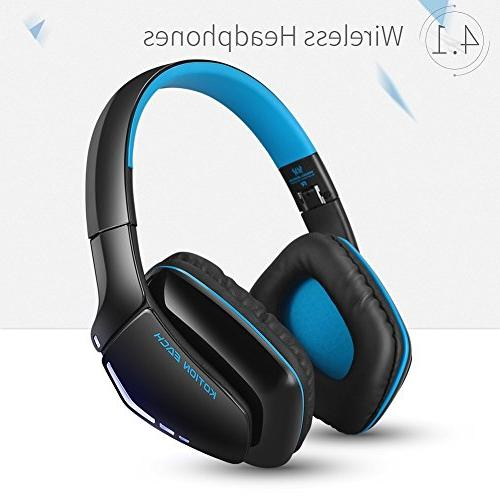 KOTION EACH B3506 V4.1 Bluetooth Headphones for PS4, Wireles