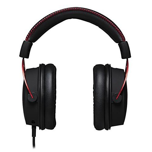 HyperX Alpha Headset Drivers - Award Frame Detachable Microphone - Works with PS4, PS4 One,