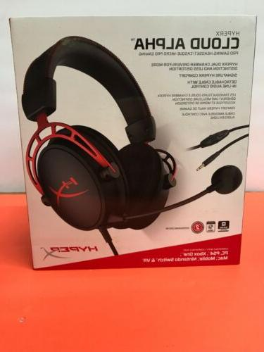 cloud alpha pro gaming headset for pc