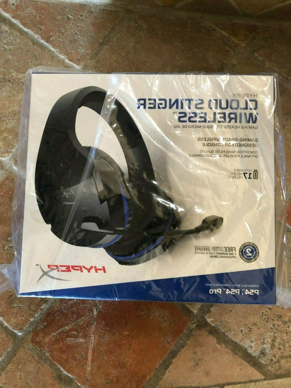 cloud stinger wireless gaming headset up to