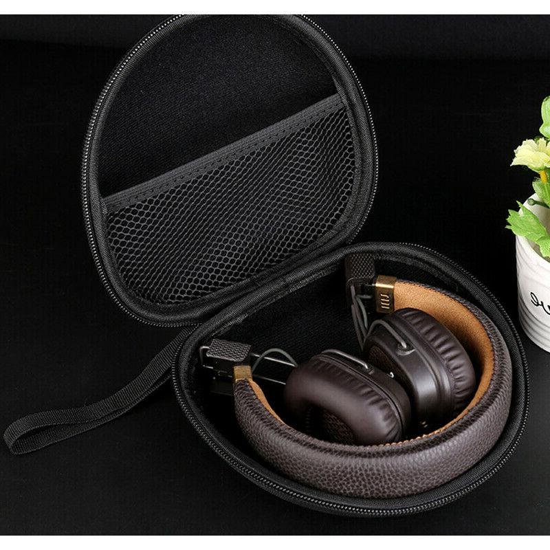 EVA Headset Storage Protect Case Bag For SONY MDR-100ABN 600