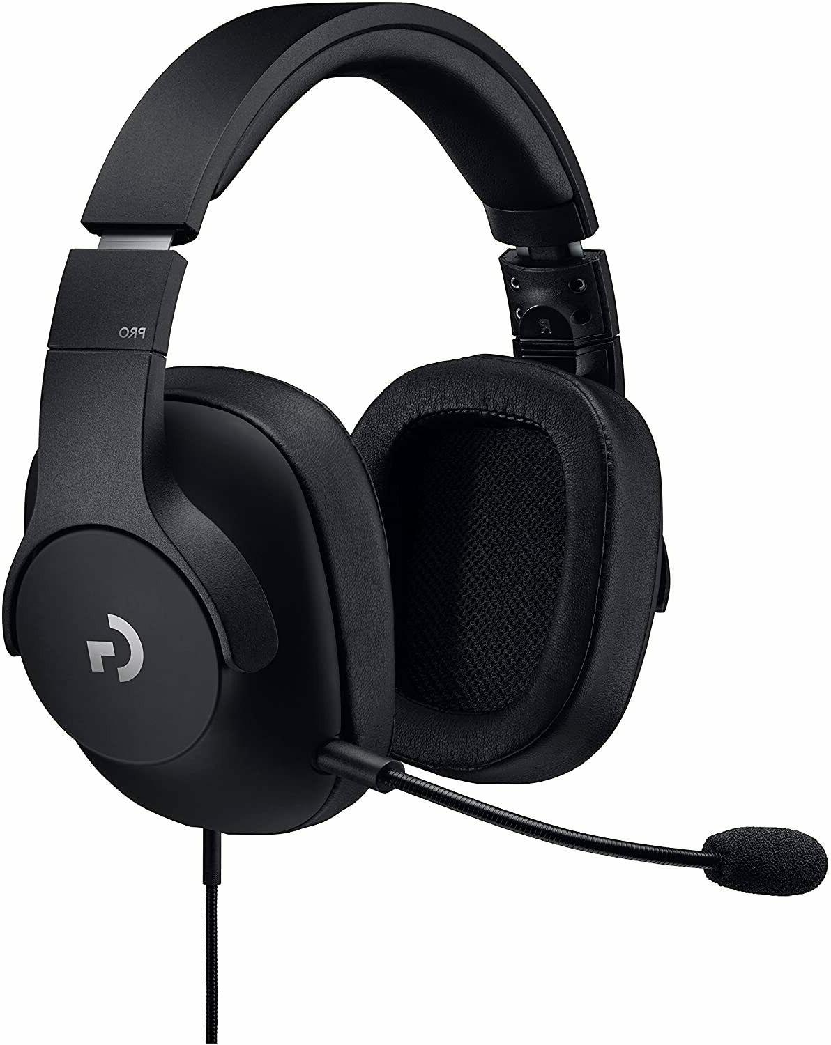 5d00e80f95b Logitech G Pro Gaming Headset with Pro Grade
