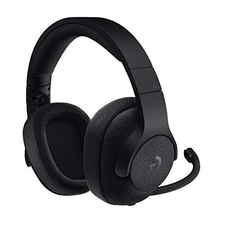 Logitech Gaming with Headphone: 7.1 for PC, PRO, Xbox One Nintendo Switch –