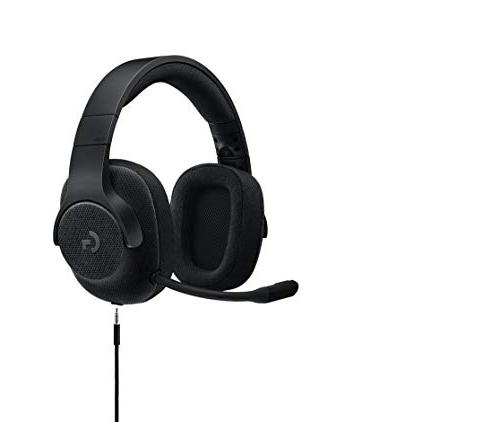 Logitech G433 7.1 Gaming Headphone: X for PC, PS4, PRO, Xbox One, One S, – Triple