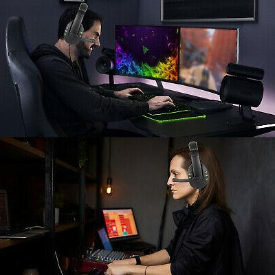 Stereo Over-ear Mic Headset For Switch/Xbox