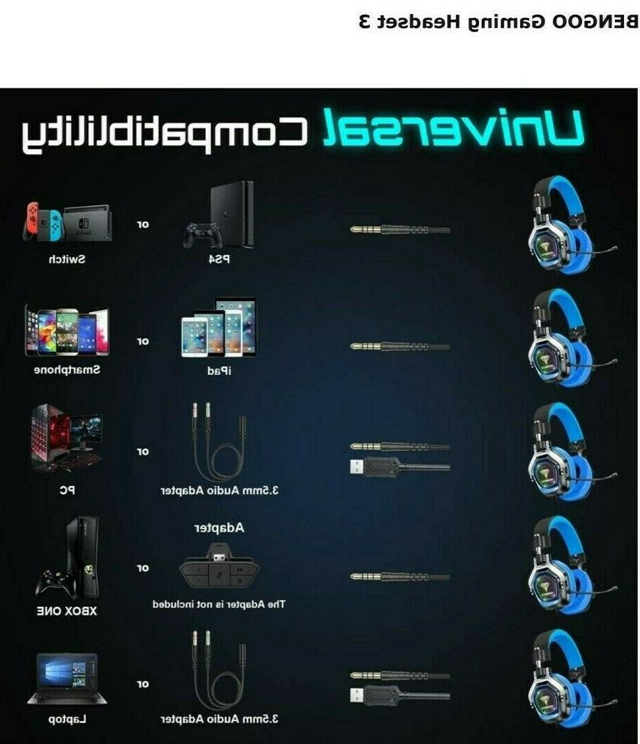 BENGOO Gaming 3 for PS4, Xbox One