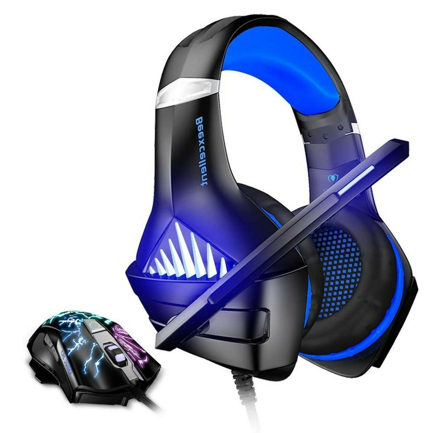gaming headset mouse