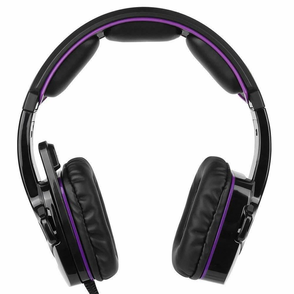 Gaming Headset Headphones Wired