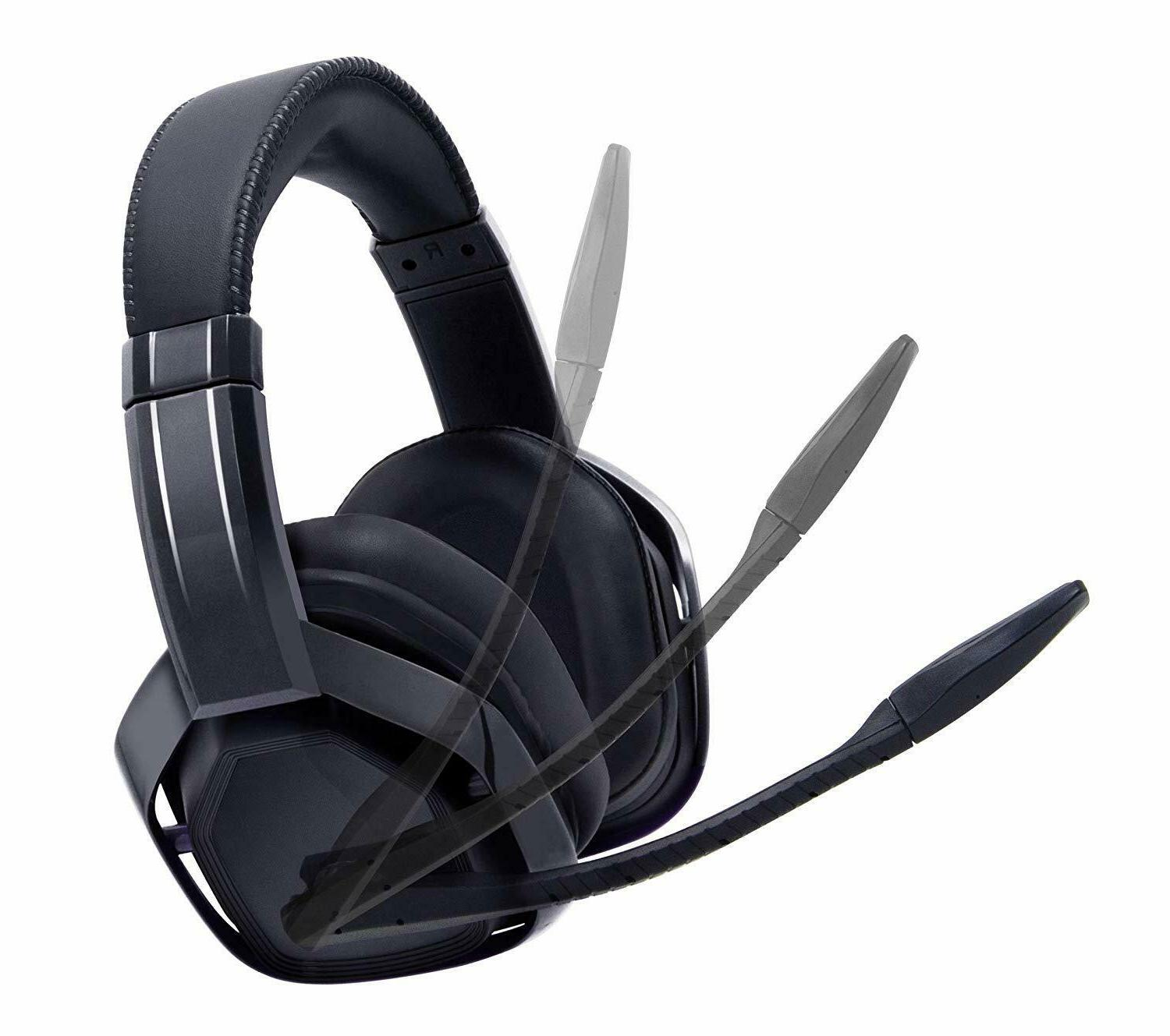 Gaming Headset For PC Black
