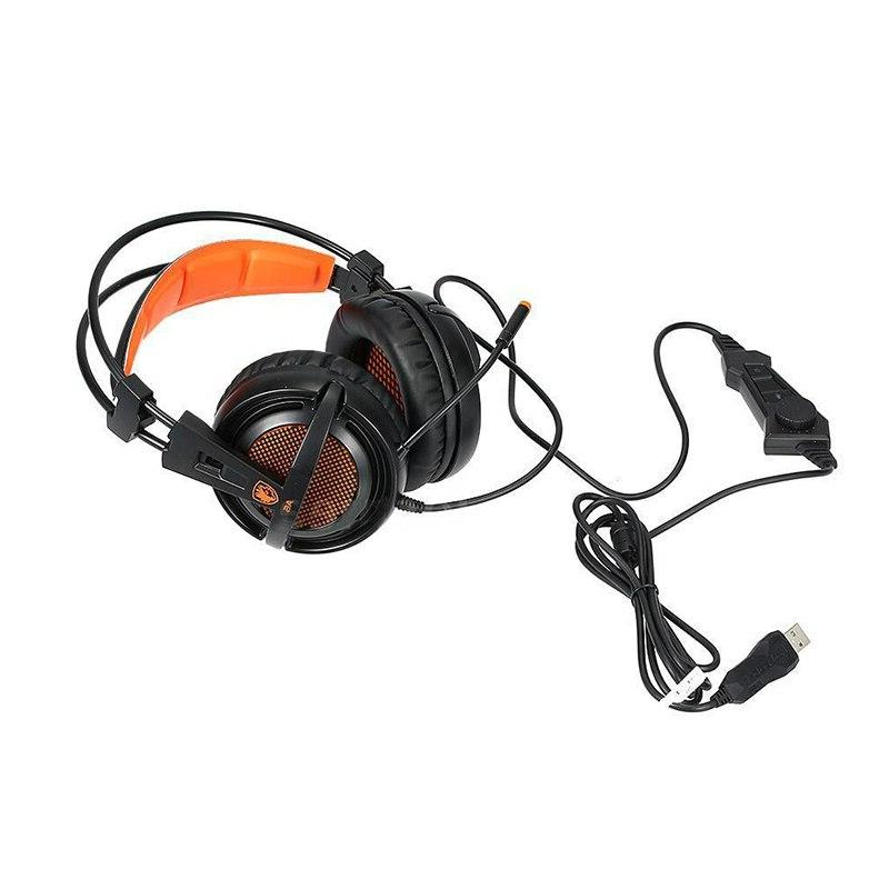 Genuine <font><b>SADES</b></font> 7.1 <font><b>Gaming</b></font> <font><b>Headset</b></font> Headphone with
