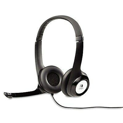 h390 usb headset with noise canceling microphone