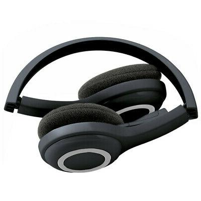 Logitech Wireless Over-The-Head