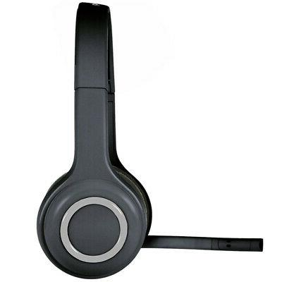 Logitech H600 Wireless Over-The-Head