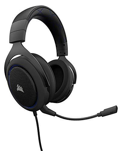 CORSAIR HS50 - Gaming Headset Discord Certified Designed to Playstation 4