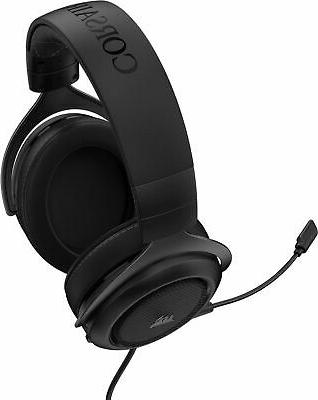 CORSAIR SURROUND Stereo Headset Carbon