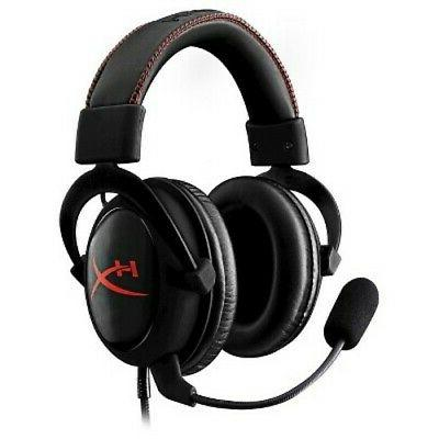 hyperx cloud core gaming headset for pc