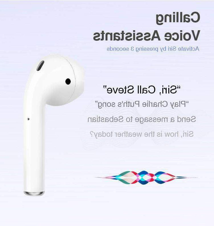 i12 Wireless Earbuds 5.0 For Apple