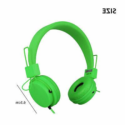 Mic Stereo Earbuds For Earphones Hot