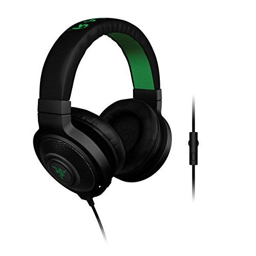 Razer Pro Noise Analog Gaming Headset with Mic Compatible PC, Xbox One Playstation 4