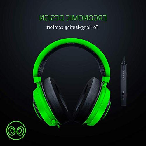 Razer THX Full Audio Control - Gaming with PC, PS4, One, Devices -