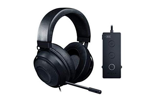 Razer Kraken Tournament Edition: THX Full Cooling Gel-Infused - Headset with One, Switch, Devices