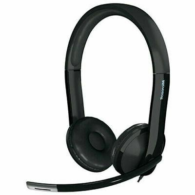 lifechat lx 6000 headset for business black