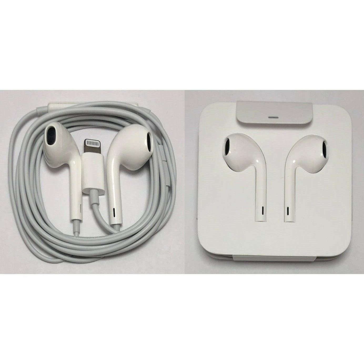 lightning earpods earbuds headset original for iphone
