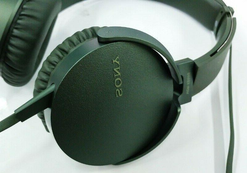 Sony Wired Extra Bass Headphones.