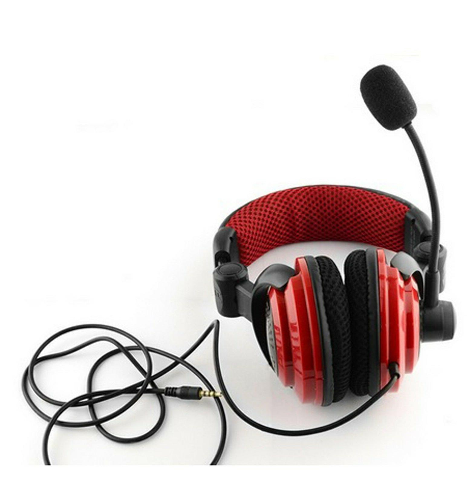 NEW HEADSET WITH MICROPHONE FOR XBOX ONE & S PC
