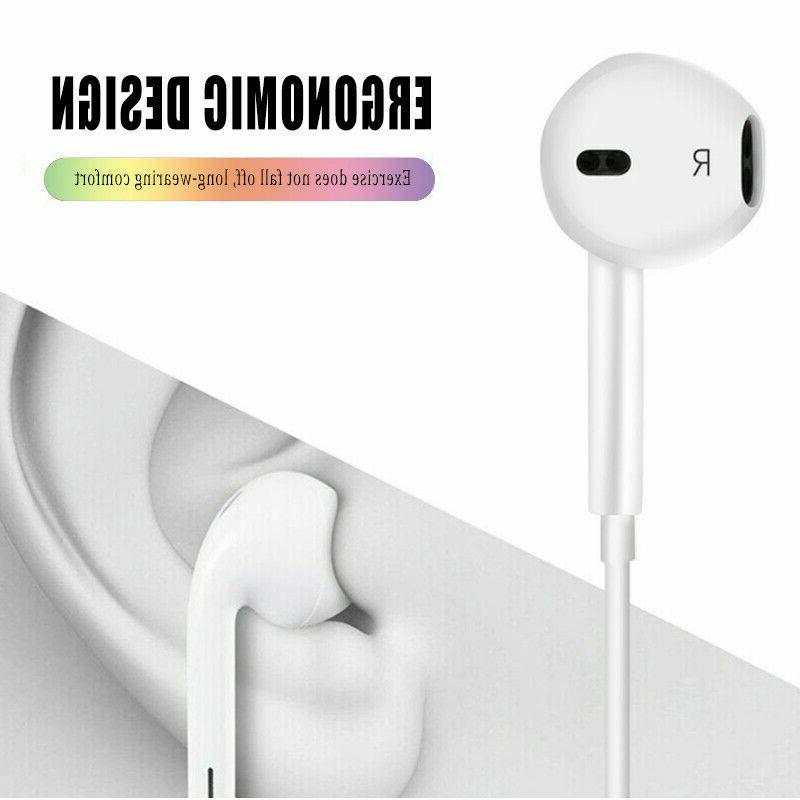 New For 7 XS Headphones Headset Earbuds